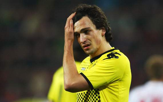 Manchester City's star-studded strikeforce puts hyped-up Hummels to the test