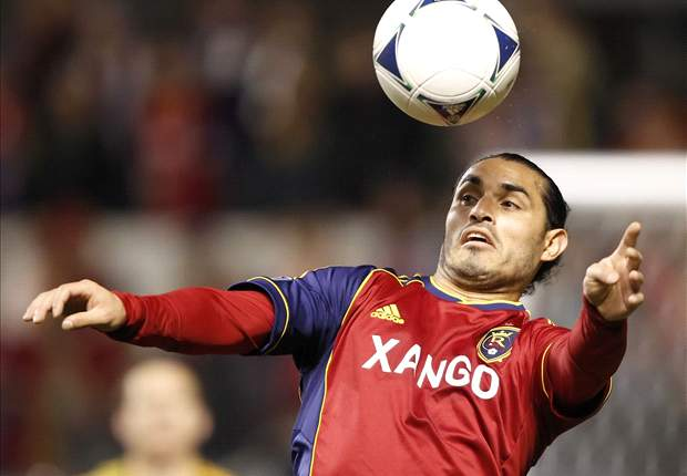 Fabian Espindola writes his name in the Real Salt Lake record books