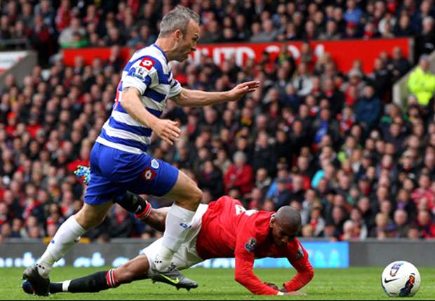 QPR captain Derry 'gobsmacked' by FA decision not to overturn red card