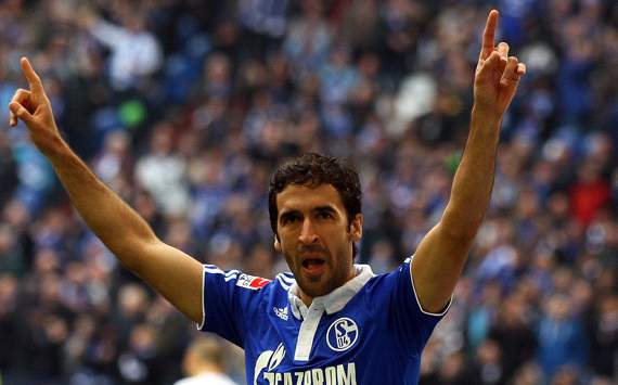 ALL - Schalke et Raul corrigent Hanovre 