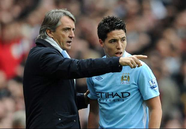 Nasri: I made right decision in joining Manchester City from Arsenal