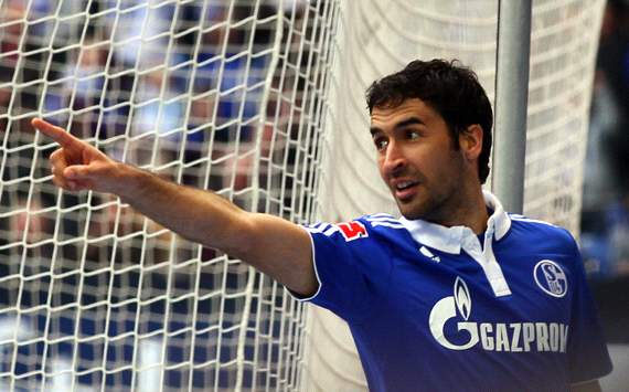 Raul's agent dismisses Qatar report