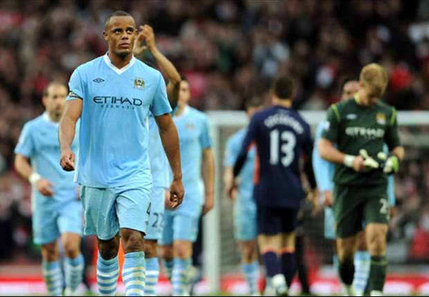 'It doesn't matter' - Kompany disregards Manchester City's poor defensive start