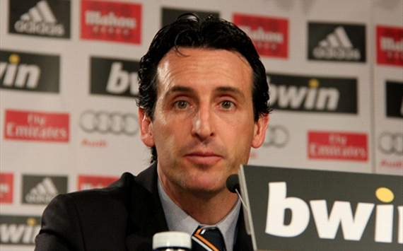 Unai Emery: No hemos sido eficaces
