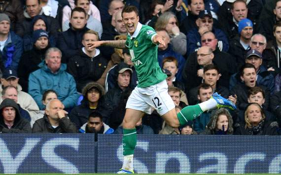 EPL,Anthony Pilkington,Tottenham Hotspur v Norwich City
