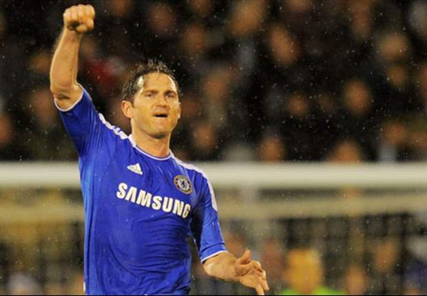 Lampard: I want to emulate Giggs and Scholes at Chelsea