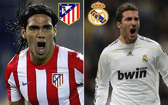 Mix Atletico Madrid-Real Madrid