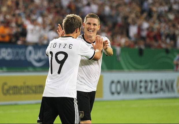 Schweinsteiger: Euro 2012 a fresh start after Champions League defeat