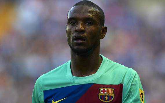 FC Barcelona: Eric Abidal nach Lebertransplantation auf dem Weg der Besserung