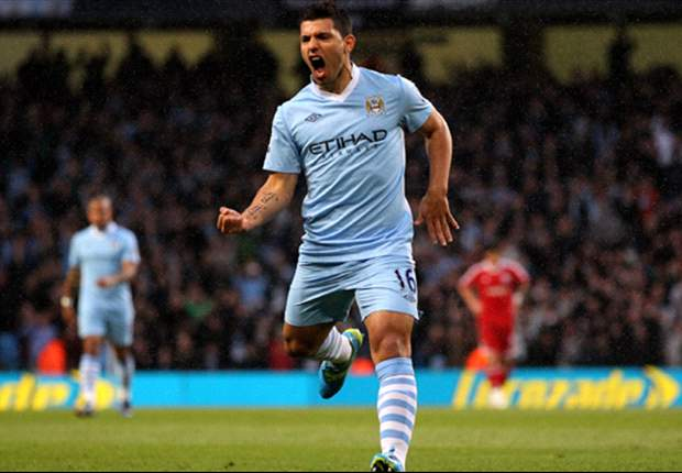 Aguero denies Manchester City exit rumors