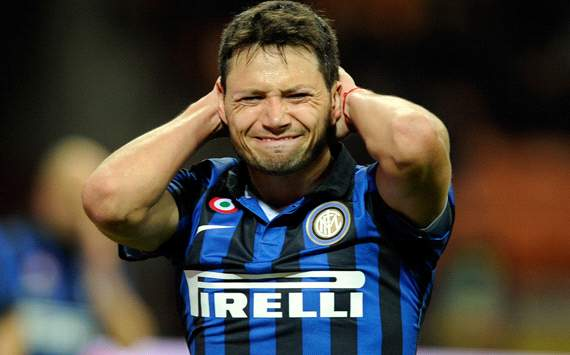 Zarate: Everything went wrong at Inter