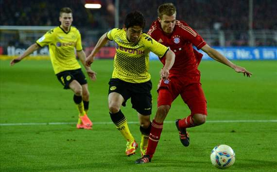 Manchester United target Dortmund star Kagawa