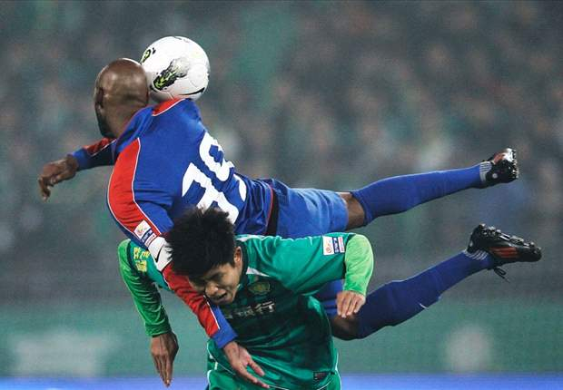 Tigana absent as Anelka loses on player-coach debut for Shanghai Shenhua