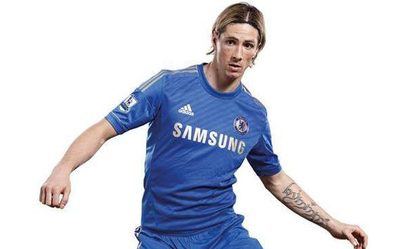 Chelsea : Home Jersey