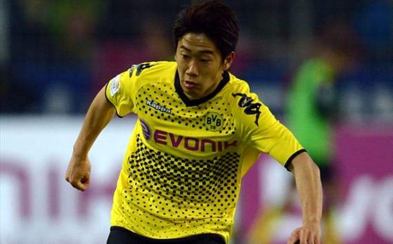 Kagawa to fly into Manchester for United medical