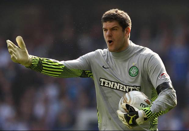 Celtic sign Forster from Newcastle