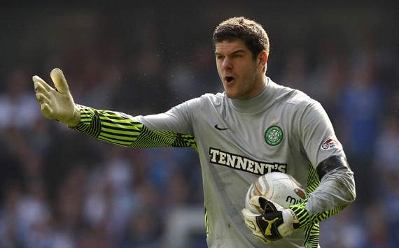 Forster concentrating on Celtic amid England calls