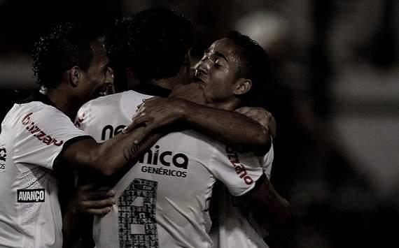 Liedson e Jorge Henrique - Corinthians
