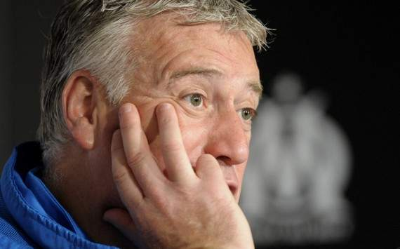 French Football Federation confirms Deschamps meeting