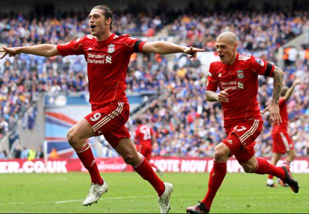 Carroll: I am getting my rewards now for working hard at Liverpool this season