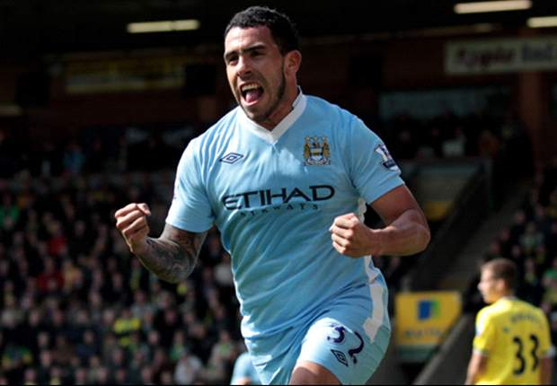 Manchester City chairman praises Tevez stance