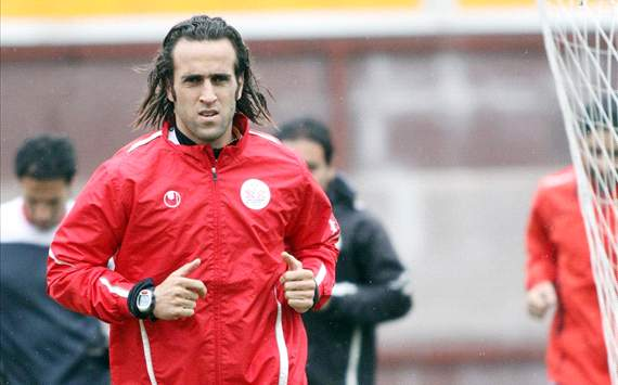 Ali Karimi says Persepolis exit talk isn't true