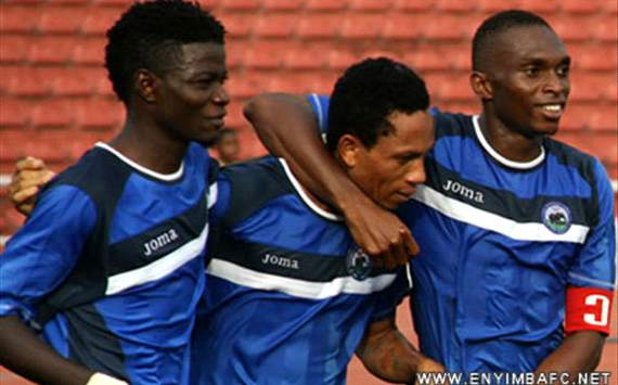 Nigeria Premier League: Enyimba FC sign four players in transfer window
