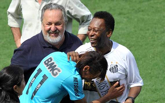 Pele: Neymar physically not up for Premier League