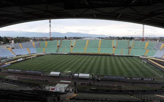 Udinese given green light for new stadium