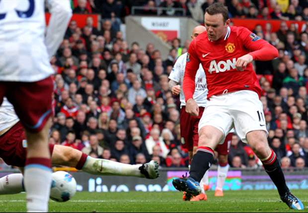 Rooney: My performance against Aston Villa wasn't good enough
