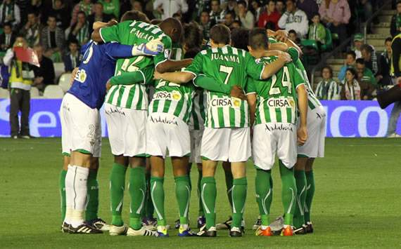 Real Betis 6-0 Olmpica Valverdea: Hat-trick de Rubn Castro
