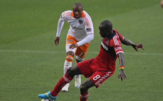 Dominic Oduro, Chicago Fire