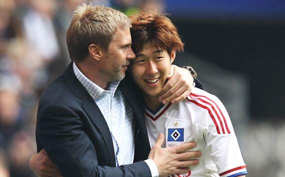 Son Heung-Min to miss London Olympics to focus on Hamburg