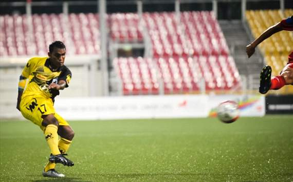 Jamil Ali, Tampines Rovers, S.League