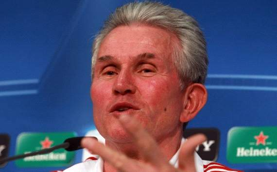 Jupp Heynckes dismisses exit claims