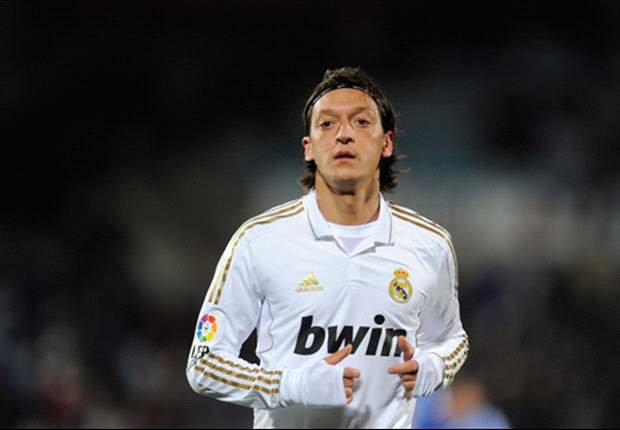 Ozil targets Champions League success with Real Madrid
