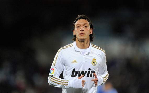 Mesut Özil, Real Madrid