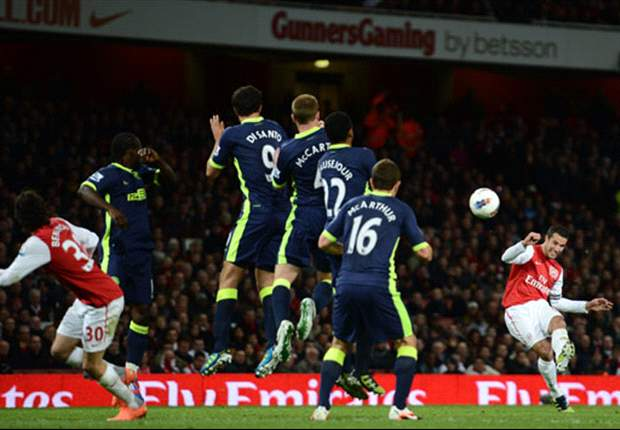 'I will always feel a Gunner' - Arsenal captain Van Persie
