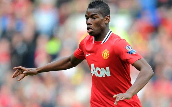 Pogba undergoes Juventus medical