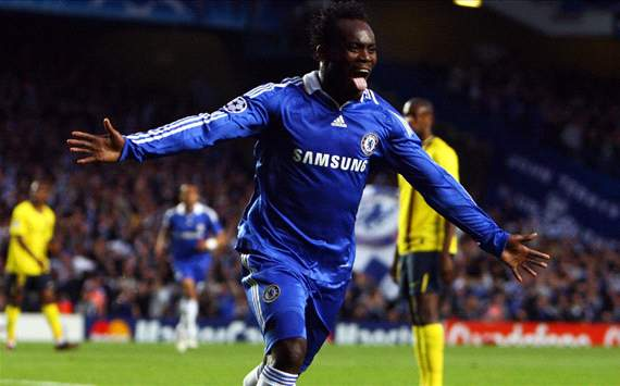 Essien determined to fight for Chelsea future