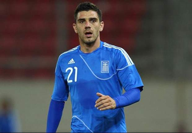 Katsouranis wants to beat Germany for Greek countrymen