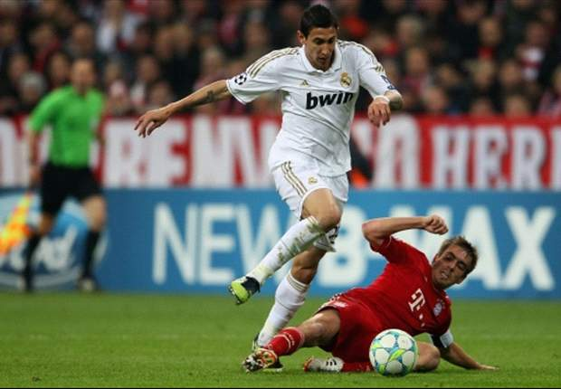 Real Madrid can turn Bayern tie around at Bernabeu - Di Maria