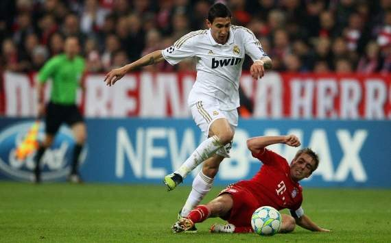 Real Madrid improve Di Maria's contract with a further €1m per year - report