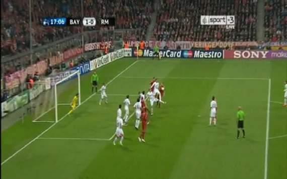 Gol Bayern