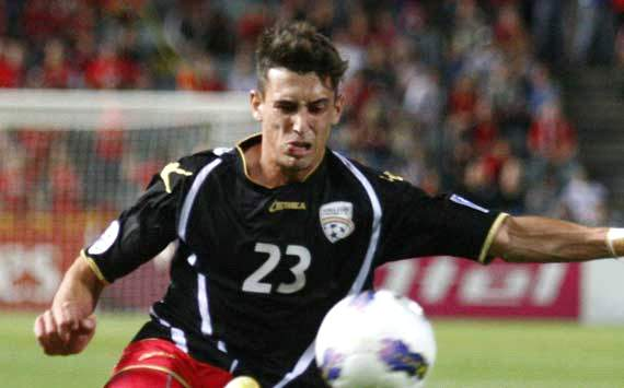 Asian Champions League - Adelaide United - Evan Kostopoulos