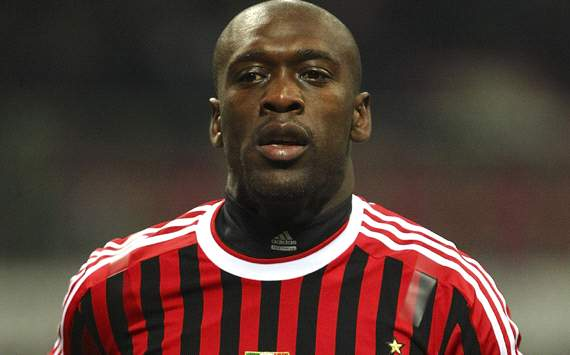 Seedorf confirms AC Milan exit