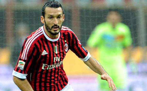 Zambrotta keen to remain at AC Milan, reveals agent