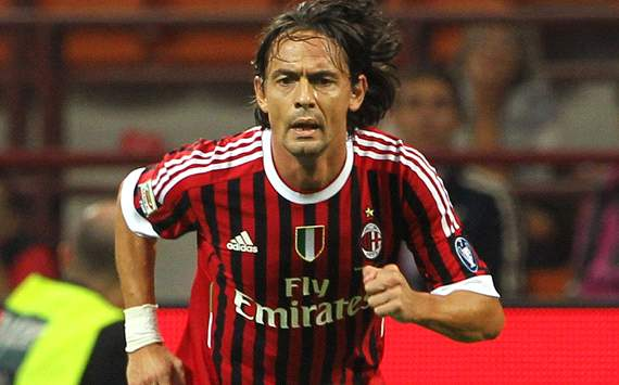 RESMI: Filippo Inzaghi Jadi Pelatih Tim Junior AC Milan