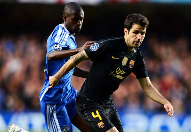 Ramires: Desire can help Chelsea to overcome Barcelona