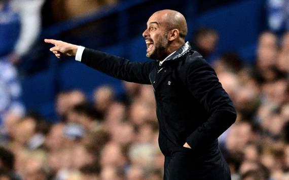 UEFA Champions League : Josep Guardiola, Chelsea FC v Barcelona